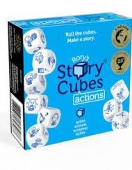 Rory's Story Cubes Actie Werkwoorden Verhaalddobbelstenen