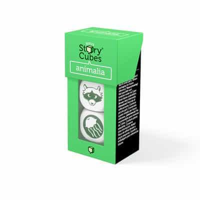 Rory's Story Cubes Uitbreiding Animalia Dierenrijk