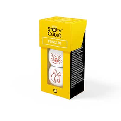 Rory's Story Cubes Uitbreiding Rescue Dappere Redders