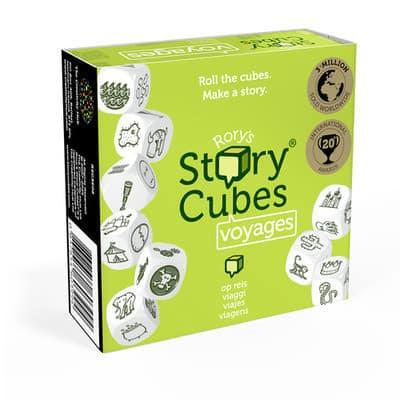 Rory's Story Cubes Voyages Vrije Tijd Verhaalddobbelstenen