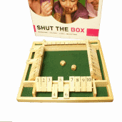 Spelregels Shut the Box Dobbelspel