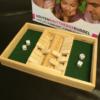 Shut the Box Dobbelspel 2 spelers 34x23x4cm