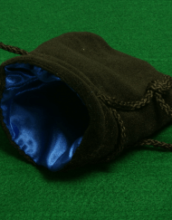 Dobbelstenenzakje Dice Bag Blauw Small