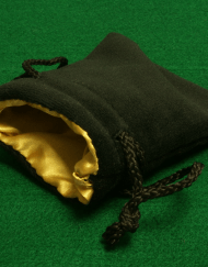 Dobbelstenenzakje Dice Bag Gold Small