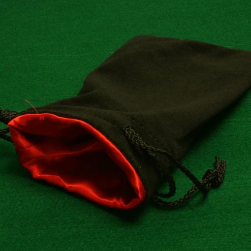 Dobbelstenenzak Dice Bag Rood Large