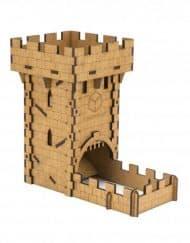 Medieval Dice Tower Q-Workshop