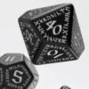 Dungeons and Dragons dobbelstenen Q-Workshop