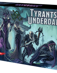 Tyrants of the Underdark boardgame
