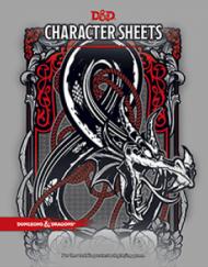 D&D 5.0 Character Sheets