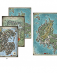 Playmat Tomb of Annihilation Map Set D&D