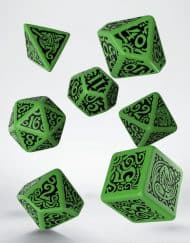 Polydice Set Q-Workshop Call of Cthulhu The Outer Gods Cthulhu