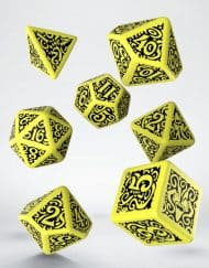 Polydice Set Q-Workshop Call of Cthulhu The Outer Gods Hastur