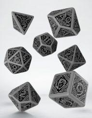 Polydice Set Q-Workshop Celtic Gray Black