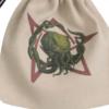 Dice Bag Call of Cthulhu Beige Multicolor Q-Workshop kopen