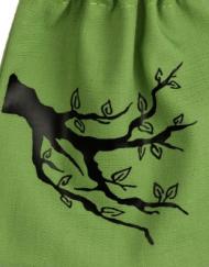 Dice Bag Ent Green Black Q-Workshop kopen
