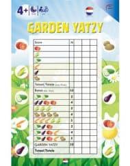 Kinder Yahtzee Garden Yatzy