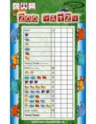 Kinder Yahtzee Zoo Yatzy