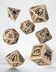 Pathfinder Polydice Dice Set Council of Thieves