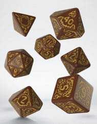 Pathfinder Polydice Dice Set Giantslayer