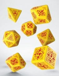 Pathfinder Polydice Dice Set Legacy of Fire
