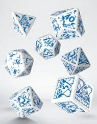 Pathfinder Polydice Dice Set Reign of Winter