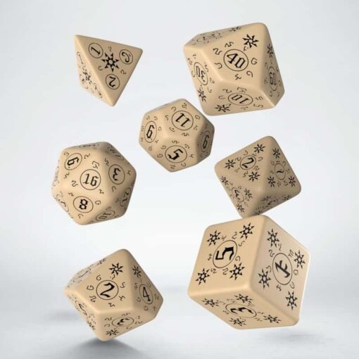 Pathfinder Polydice Dice Set Rise of Runelords