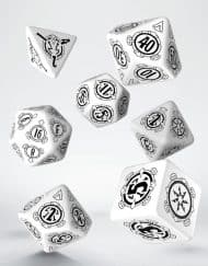 Pathfinder Polydice Dice Set Shattered Star