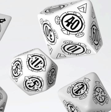 Pathfinder Polydice Dice Set Shattered Star kopen