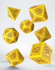 Pathfinder Polydice Dice Set Skull Shackles