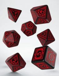 Pathfinder Polydice Dice Set Wrath of the Righteous