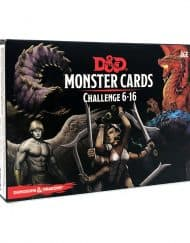 Spellbook Cards Monster Cards Challenge 6-16 Dungeons and Dragons