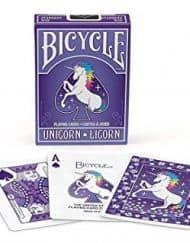 Bicycle Playing Unicorn