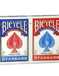 Bicycle Standard Rider Poker deck Playing Cards