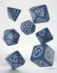 Pathfinder Polydice Dice Set Hell's Rebels