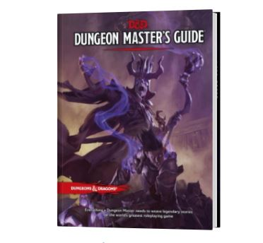Dungeons and Dragons Dungeon Master's Guide 5.0