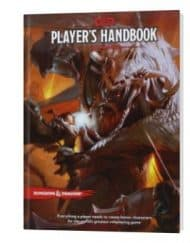 Dungeons and Dragons Player's Handbook 5.0