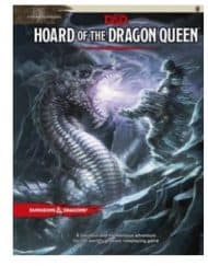 Dungeons and Dragons Tyranny of Dragons Hoard of the Dragon Queen 5.0
