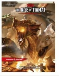 Dungeons and Dragons Tyranny of Dragons The Rise of Tiamat 5.0