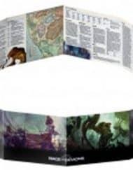 Rage of Demons Dungeon's Master's Screen