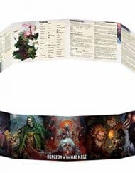 Waterdeep Dungeon of the Mad Mage Dungeon's Master's Screen