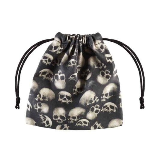 Dice Bag Vampire Skull Fullprint Q-Workshop