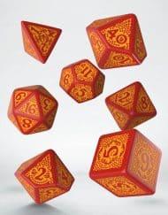 Polydice Set Q-Workshop Dragon Slayer