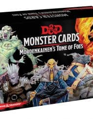 Spellbook Cards Monster Cards Mordenkainen's Tome of Foes
