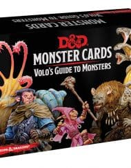Spellbook Cards Monster Cards Volo's Guide to Monsters