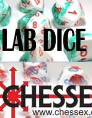 Lab Dice Chessex