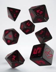 Polydice Set Q-Workshop Cyberpunk Red