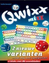 Qwixx Mixx Blocks