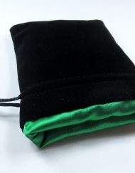 Dobbelstenenzak Dice Bag Groen Large