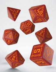 Pathfinder Polydice Dice Set Age of Ashes