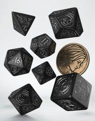 The Witcher Polydice set Yennefer - The Obsidian Star